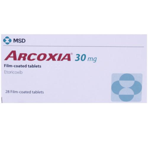 Arcoxia (Etoricoxib) 30mg Tablets