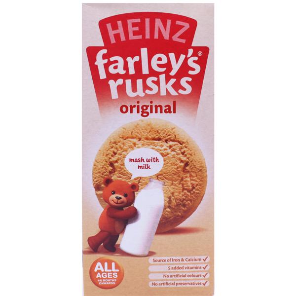 Heinz Original Farleys Rusks