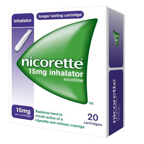 Nicorette Inhalator Starter Pack