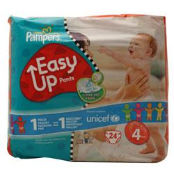 Pampers Easy Up 4 Maxi Pants