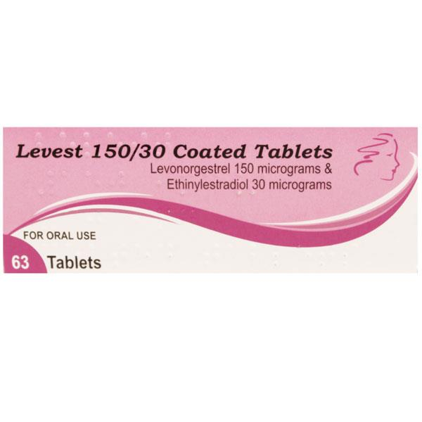 Levest 150/30 Coated Tablets