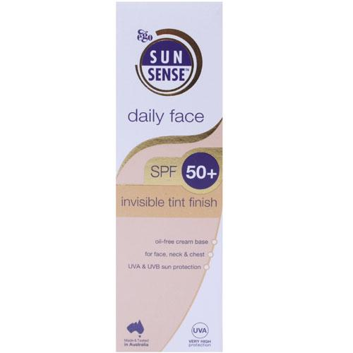 SunSense Daily Face SPF50+ Matt Formula Oil Free Base