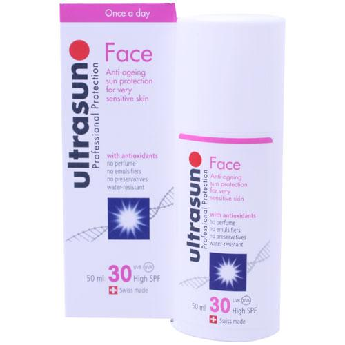Ultrasun Anti-Ageing Formula High 30SPF Face