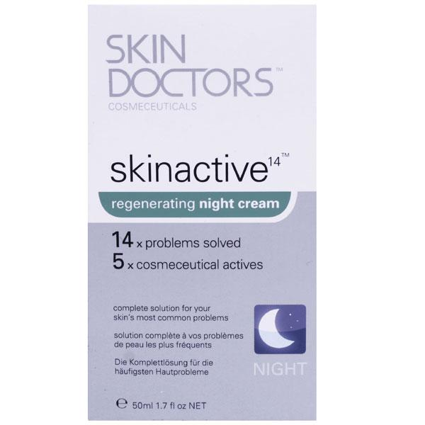 Skin Doctors Skinactive Regnerating Night Cream