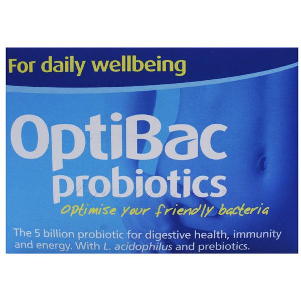 Optibac Probiotics For Daily Wellbeing