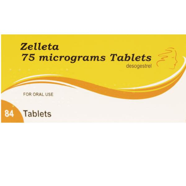 Zelleta 75mg Tablets