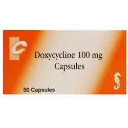 doxycycline hyclate 100 mg price