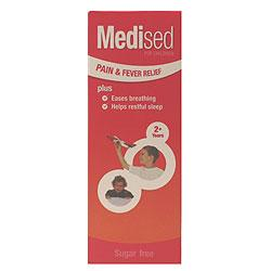 Medised Pain & Fever Relief For Children Sugar Free
