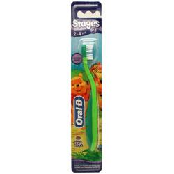 Oral-B 2-4yrs Stages 2 Toothbrush