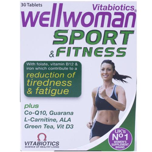 Vitabiotics WellWomen Sports & Fitness