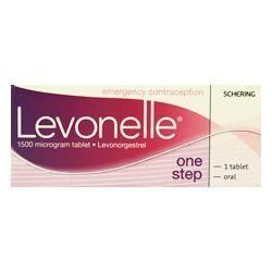 Levonelle 1500 Microgram Tablet