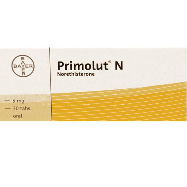 Primolut n tablets for Primolut n tablet use