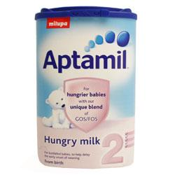 Aptamil Hungry Milk 2 From Birth