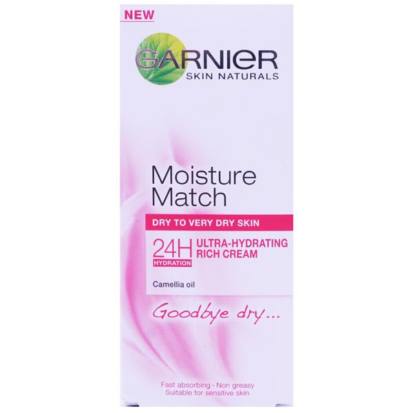 Garnier Moisture Ultra Hydrating Cream