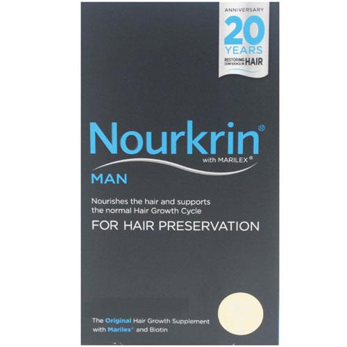 Nourkrin Man Tablets