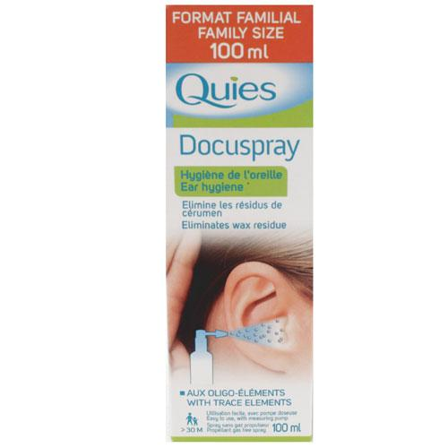 Quies Docuspray Ear Hygeine