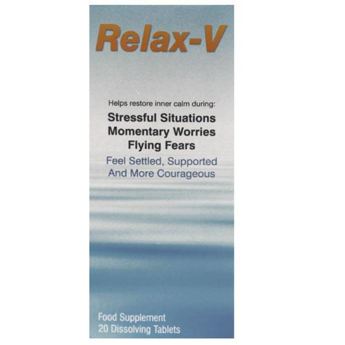 Relax-V Tablets