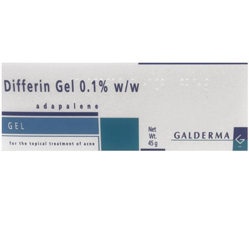 Differin Adapalene Gel 0 1