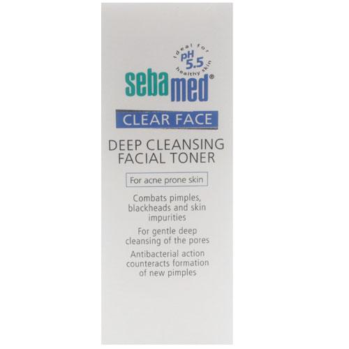 Sebamed Clear Face Deep Cleansing Facial Toner