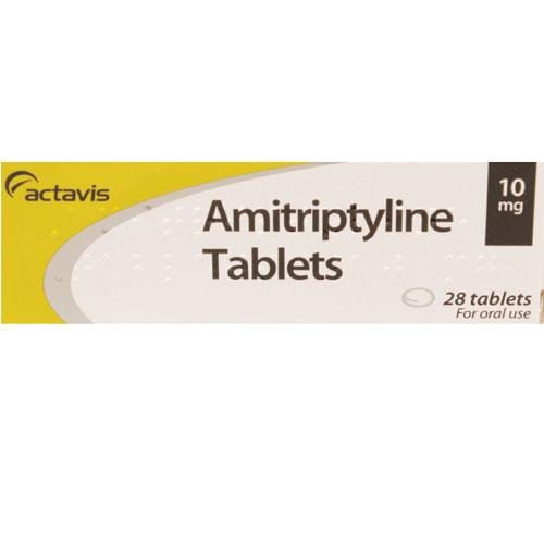 ELAVIL / AMITRIPTYLINE TABLETS 10MG | Drugs.com
